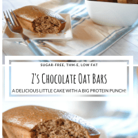 Z's Chocolate Oat Bars