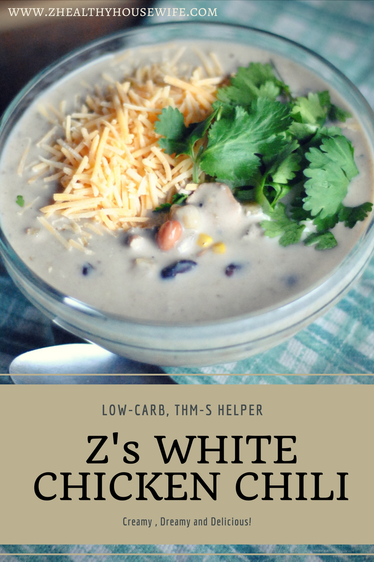 Z's White Chicken Chili