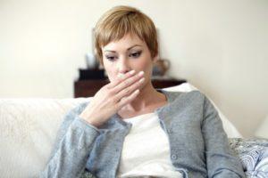 При беременности отрыжка и газы