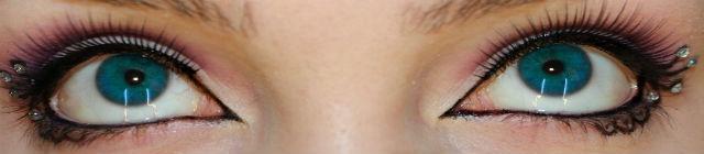 Колір очей