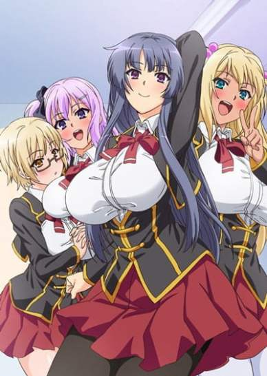 Watch Kyonyuu Dosukebe Gakuen Episode 2 Free Hentai Stream