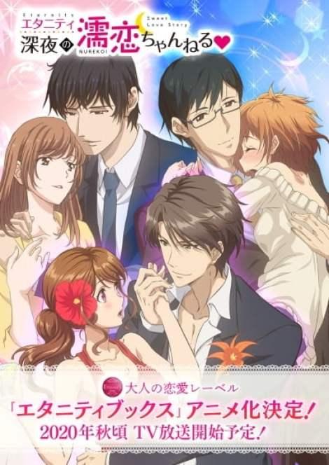 Watch Eternity Shin ya no Nurekoi Channel Episode 6 Free Hentai HD Stream Videos And Pictures