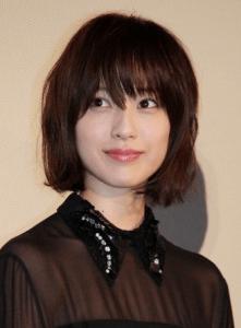 戸田恵梨香 歯茎 髪型