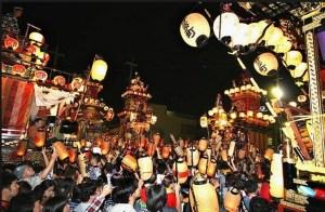 川越祭り 夏 2015