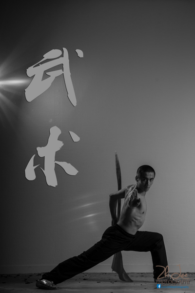 Promoting Chinese Wushu