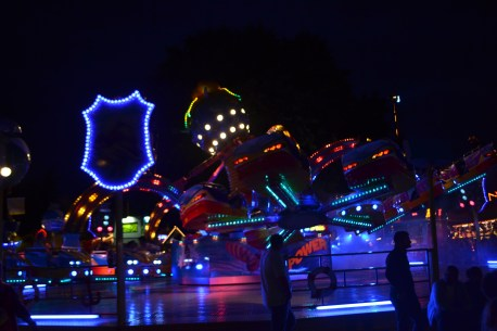 Eindhoven Fair by night