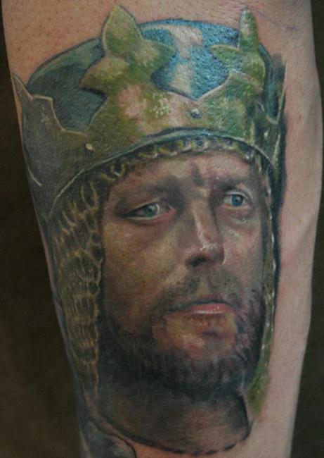 Tattoos Movie. King Arthur. Now viewing image 6 of 6 previous next