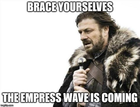 empress wave
