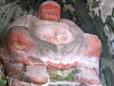 Leshan (near the big Buddha)