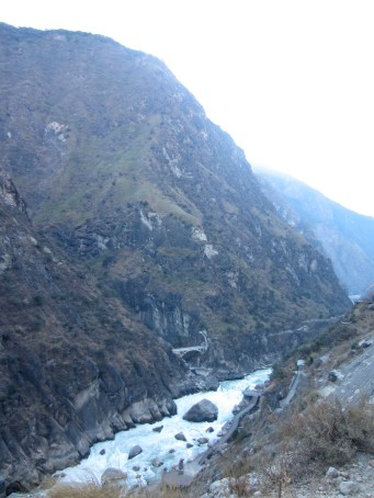 En-route to Tiger Leaping Gorge