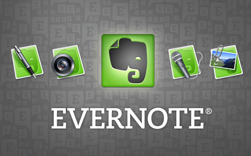 Evernote 万能记事簿