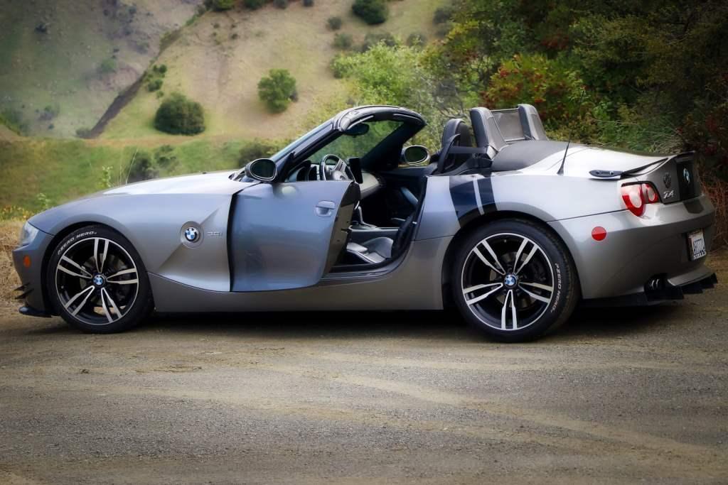 敞篷车不只是交通工具,是态度 — 从BMW Z4 2.0谈起