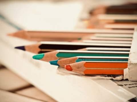 colors, pastels, fun