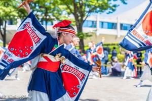 [日本]祭典活動拍攝技巧 Sony A7R3 表參道元氣祭-實戰