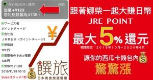 SUICA 的JRE POINT 點數兌換做了沒|申請後就以為錢入袋? 快跟著娜柴學|JR東日本 專屬