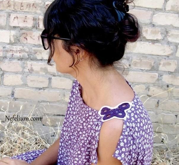 Оригинальная и очень простая идея для летнего наряда (Шитье и крой)