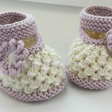Туфельки для малышек (3)