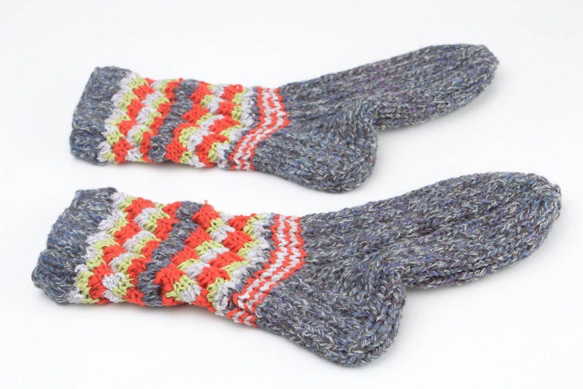 Общие правила вязания носков (Уроки и МК по ВЯЗАНИЮ)