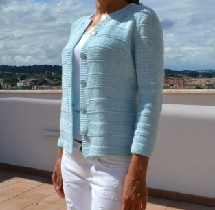 Жакет Dune от Ким Харгрейвз (2)