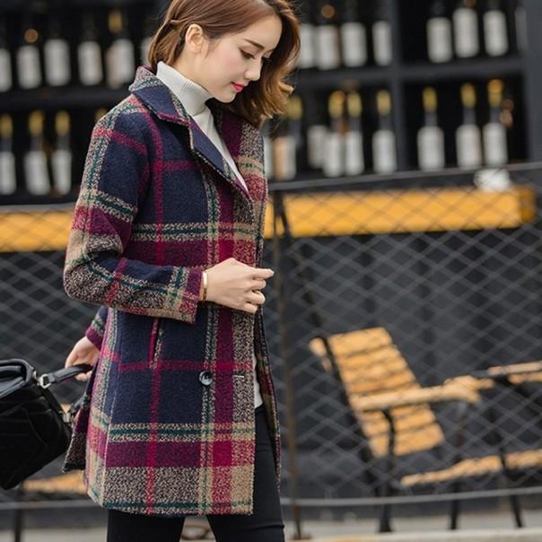 Выкройка пальто на размеры евро от 36 до 48 (Шитье и крой)