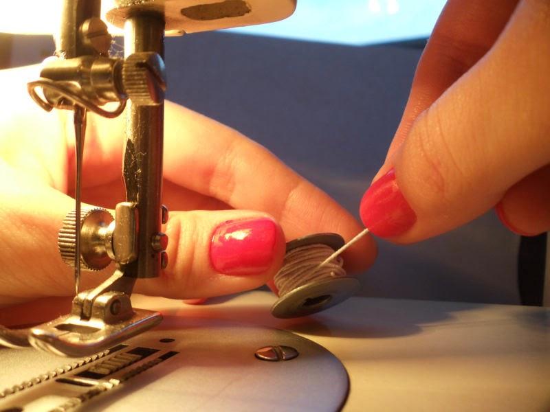 Как использовать резиновые нитки (Шитье и крой)