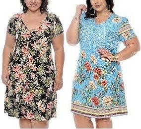 Выкройка платья - большие размеры (Шитье и крой)