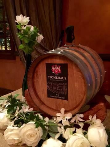 Wine Barrel Tasting