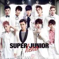 [Lirik] Bambina By Super Junior