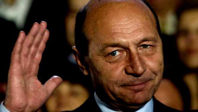 Traian Basescu, PMP