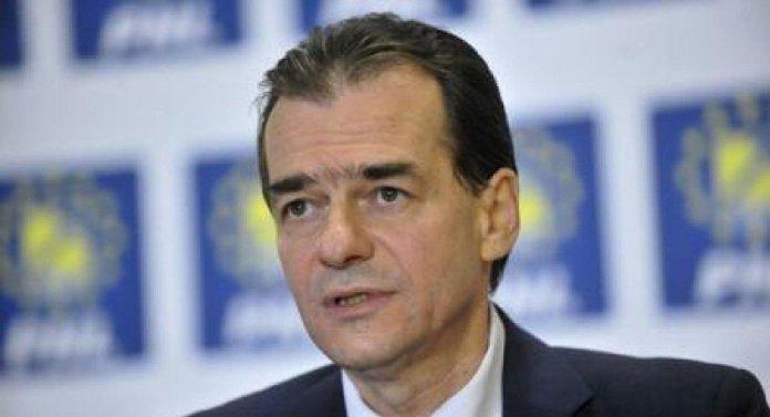 Ludovic Orban anunță prioritatea zero pentru PNL: demiterea lui Dragnea