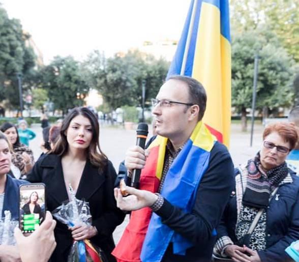 Alexandru Cumpanasu, candidat presedintie