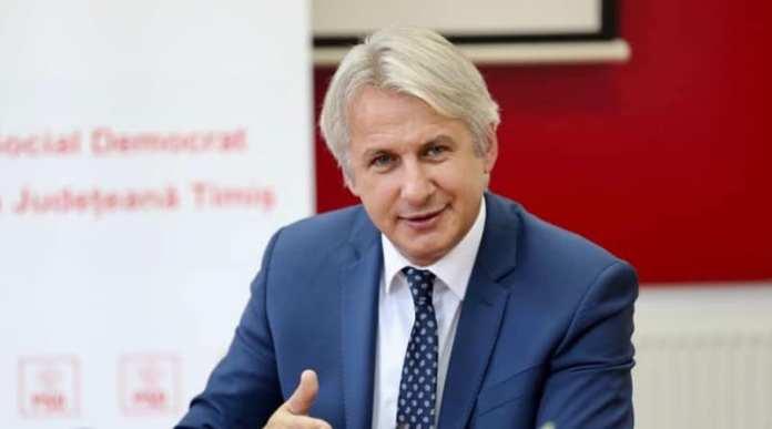 Orlando Teodorovici, PSD