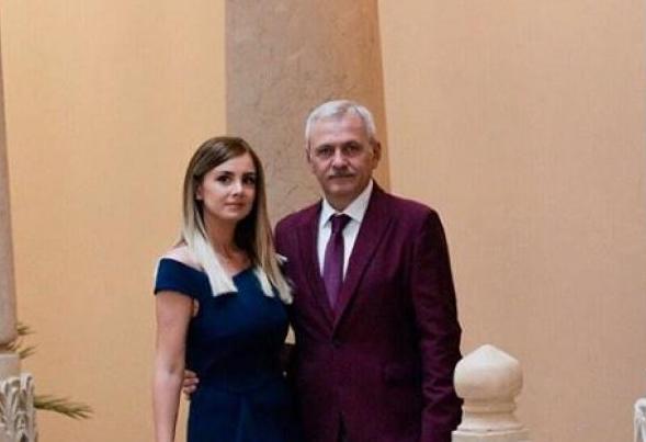 Irina Tanase, Liviu Dragnea, relatie