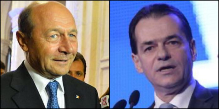 Traian Basescu, Ludovic Orban