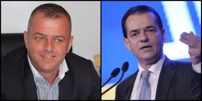 Costel Barbu, Ludovic Orban, PNL