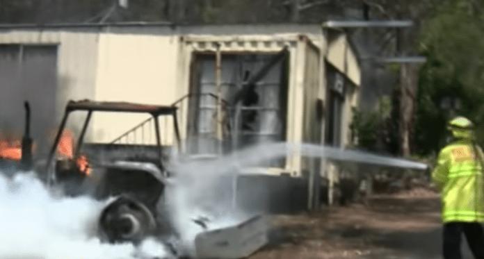 Austalia incendii