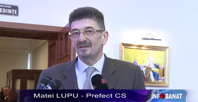 Matei Lupu, prefect PSD