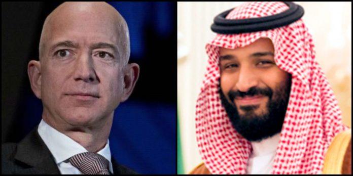 Jeff Bezos, Mohammed bin Salman