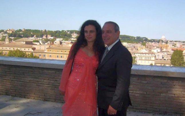Nicoleta Postolici, Mario Monaco, familie