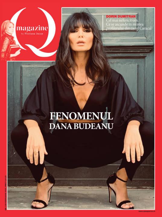 Coperta Q Magazine