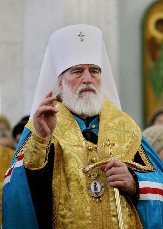 Mitropolitul Pavel - Întâistătătorul Bisericii Ortodoxe din Belarus