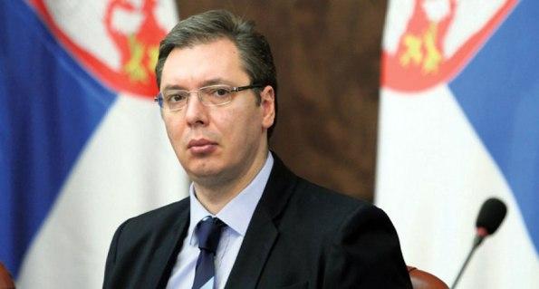 Aleksandar Vucic - Președintele Serbiei