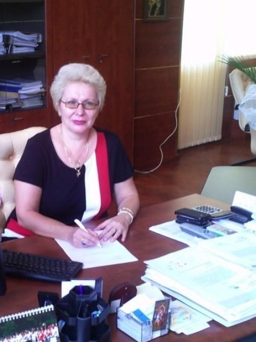 Medic primar Prunariu Ludmila Angela - Director Executiv DSP Dolj