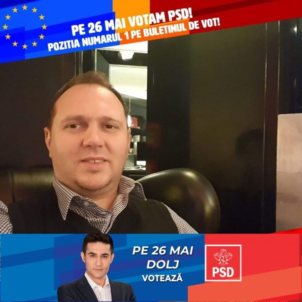 Viorel-Dragos Dobre-Mazilu - Director Tehnic Salubritate Craiova