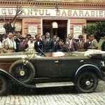 1929, redacția ziarului Cuvântul Basarabiei.