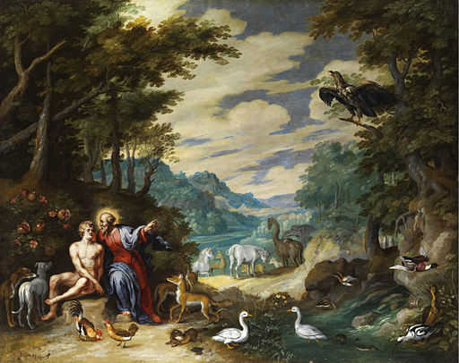 512px-Jan_Brueghel_the_Younger_Creation_of_Adam