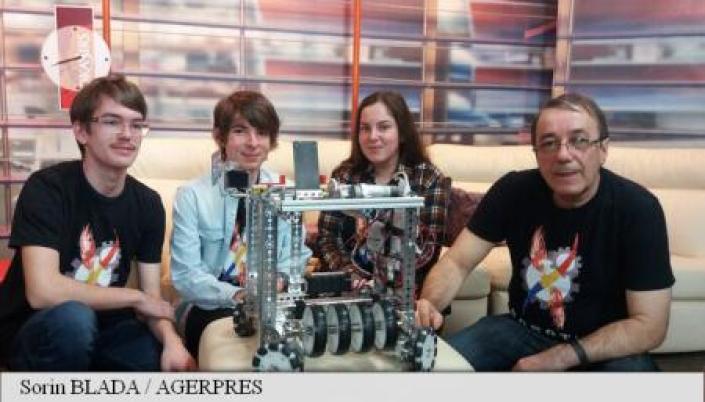 robot x agerpres
