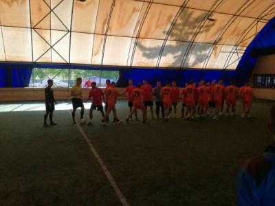 Jandarmi hunedoreni, în turneul final al Campionatului MAI la minifotbal