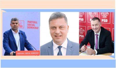 Președintele PSD, Marcel Ciolacu vine la Lupeni pentru a-l susține pe Lucian Resmeriță