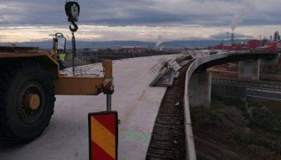 Săptămână cu restricții de circulație pe A1, la Sebeș